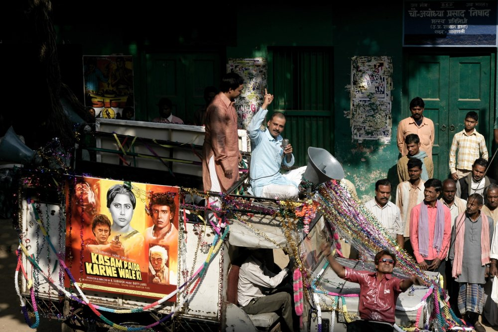 gangs-of-wasseypur-2010-003-parade-with-truck-and-film-poster