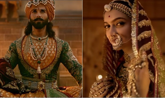 Padmavati-couple